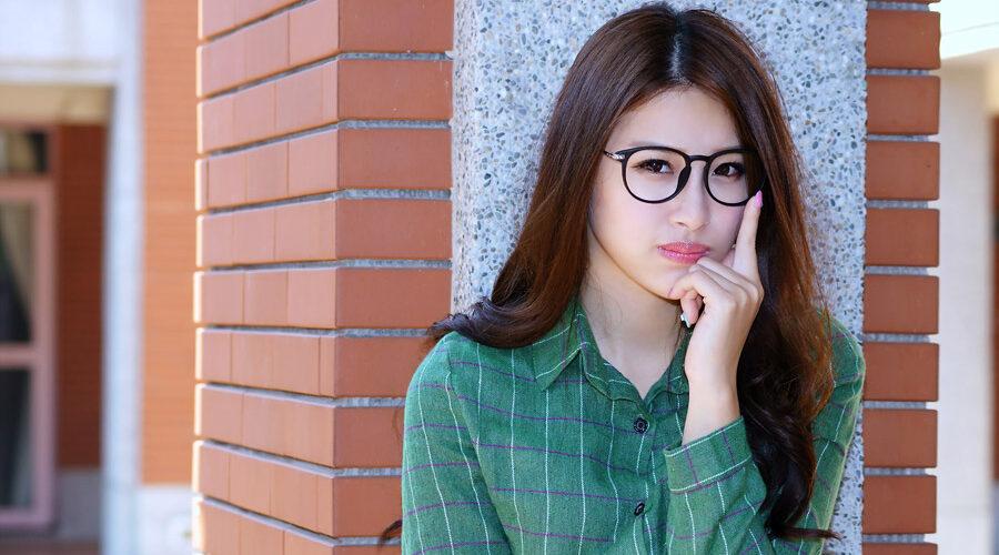 あなたの隣の台湾人は眼鏡をかけていますか?