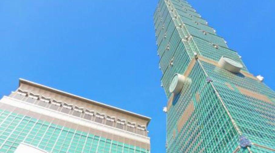 台北101のエレベーター